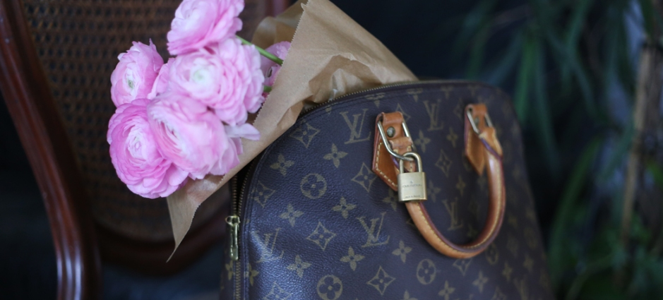 A bag story Louis Vuitton