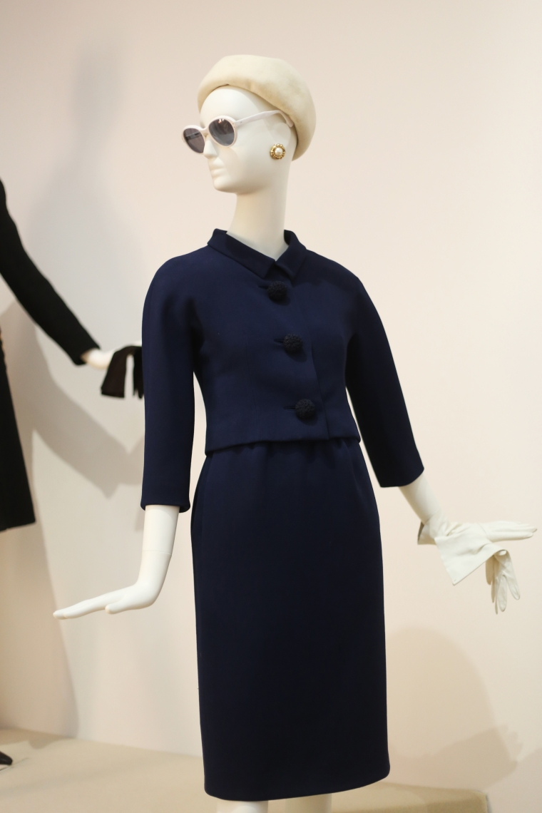 Charade costume Givenchy Audrey Hepburn