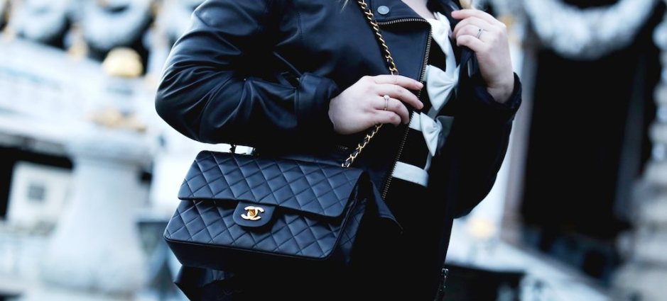The-History-of-the-Chanel-2.55-Reissue-and-Chanel-Timeless-Classic-Flap-Bag-Design-Production-Price-Social-Impact-24k-gold-hardware-Karl-Lagerfeld